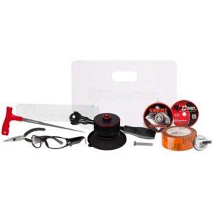 TLS1550 Equalizer® RAptor Deluxe Kit Contents FF22KIT