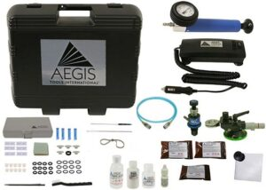 Image of KIT2000 - AEGIS QuickSilver Technology Standard Repair Kit contents